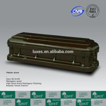 Cercueil d'acajou de la RFA.