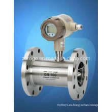 Caudalímetro de turbina (LWGY)