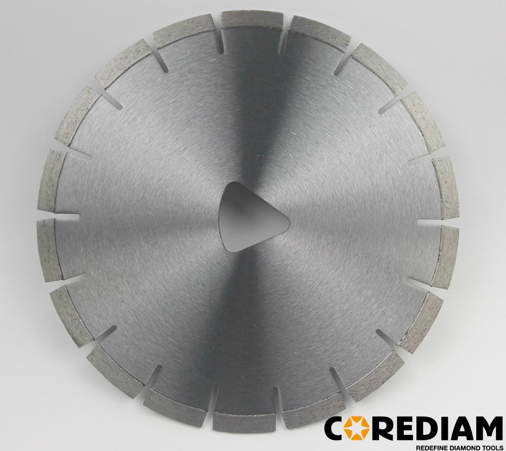 China Soff-Cut Diamond Concrete Blade Manufacturers