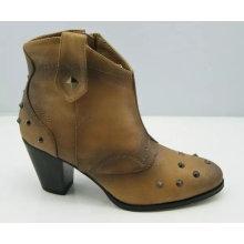Hot Sales Fashion Grace High Heel Lady Women Boots (S 108-2)