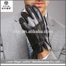 Made in China Hot venda moda luvas de couro