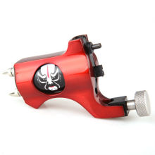 2012 the newest peking opera face design aircraft aluminum tattoo rotary machine rotary gun