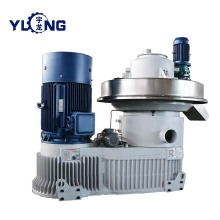 wood pellet machine ring die