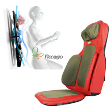 Massage Cushion Tapping Shiatsu Kneading Air Pressure Body Massager