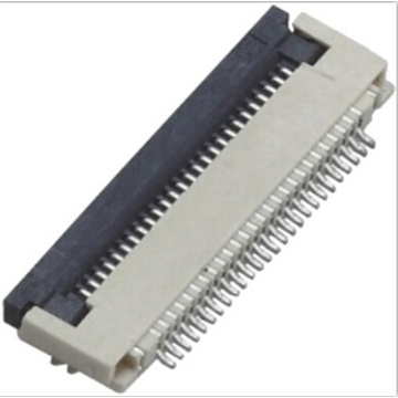 0.5mm Pitch FPC SMT haakse contactconnector onder