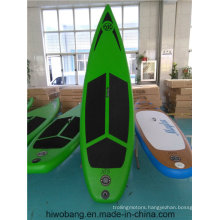 Sup Paddle Board Surfboard with Pink Stripe