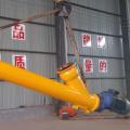 Máquina transportadora helicoidal pequena LSY273 para cimento industrial
