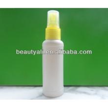 Pulverizador de perfume plástico botella de PE