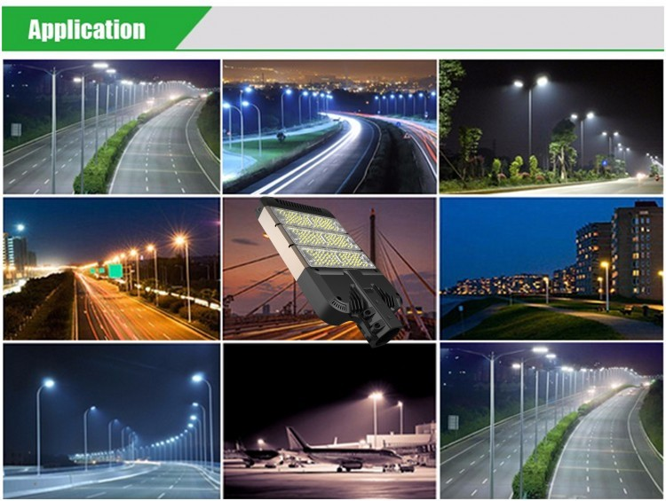 led highway light