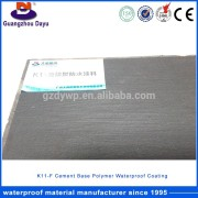 Polymer Cement Waterproofing Materials Exterior Wall Material Paint Waterproof Paint