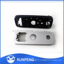 CNC пробивая Подгонянный алюминиевый сплав дверной замок доска