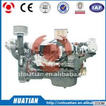 Motor diesel marino 6-Cylinder ht6126zlc 230kw