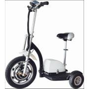 Triciclo eléctrico plegable de aluminio