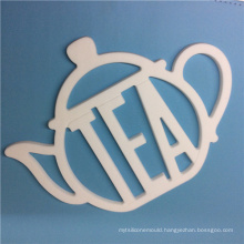 Customize Silicone Kitchenware High Temperature Drink Coasters