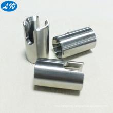 Precision CNC turning machining custom steel turning drawing machining parts