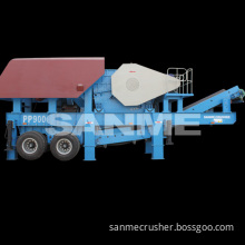 pp series stone crusher machine india suppliar