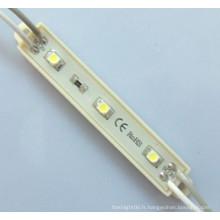 12 * 66mm 3528 SMD 12V LED blanc décorant la lumière