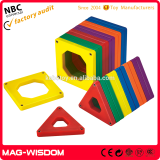 high quality ABS plastic building set toys for kids