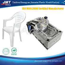 customized plastic blue square table with two chairs mould maker plastic mold chair