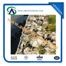Коробка gabion/Корзина gabion/ сетка gabion фабрики ISO (АДС-ГМ-08)