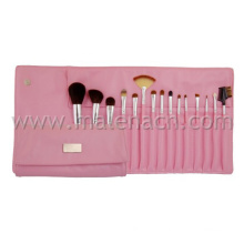 High Quality 15PCS Professinal Make up Brush with Natural Hair