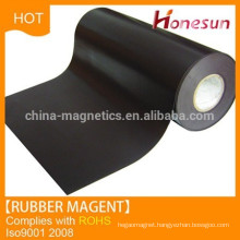 Flexible Rubber Magnet Sheet for sale