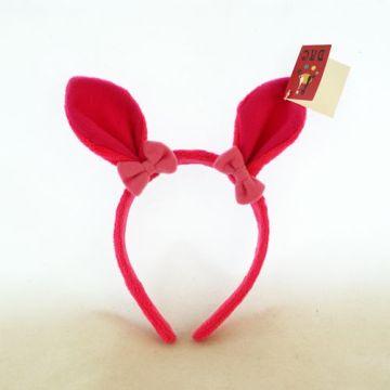 Plush Animal Rabbit Hair Wear For Easter