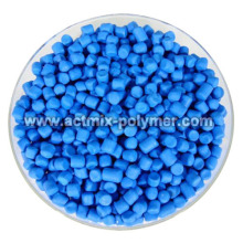 Stained Blue Pre-dispersed Rubber Chemicals CBS-80