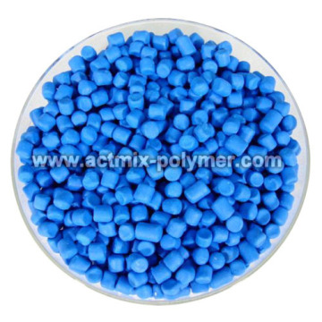 Stains Blue Pre-dispersed Rubber Chemicals CBS-80