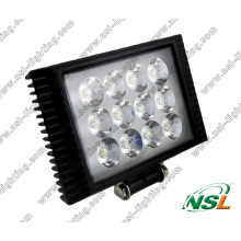Luz de trabalho de LED para veículos com novo design Luz de trabalho de LED 12 V 24 V 36 W (NSL-3612C-36 W)