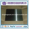 China Fabricante Venda Quente Melhor Preço Alta Pureza 99.95% Molibdênio Placas / Folhas Tungten Placas / Folhas para Sapphire Cristal Crescimento