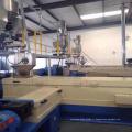 High Output 1.6m, 2.4m, 3.2ms / Ss Machine à fabriquer des tissus non tissés PP Spun Bond