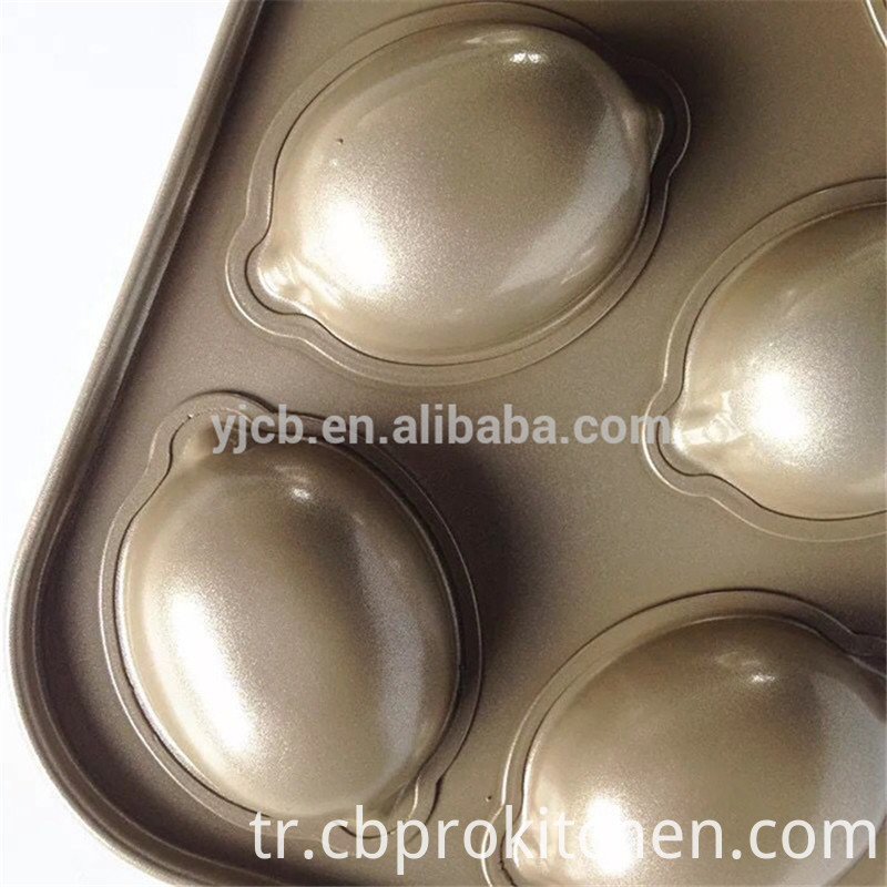Lemon Cake Mold