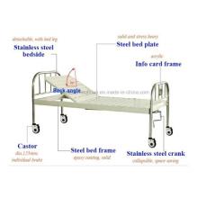 One Crank Manual Hospital Bed