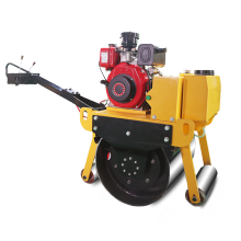 Construction single drum road roller compactor for sale