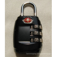Tsa combinação bloqueio de cadeados código (tsa331)