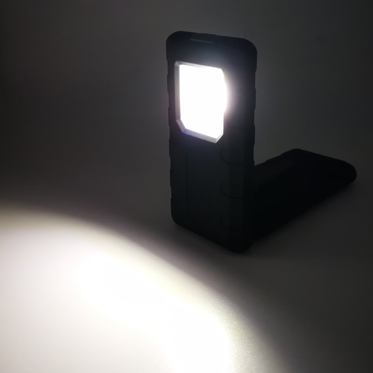 Mini Work Light With Clip