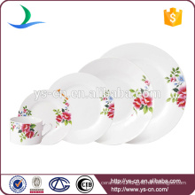 Elegant Ceramic 20/30pcs Dinner Set
