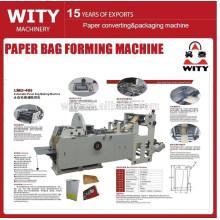 Bolsa de papel completamente automática de los alimentos que hace la máquina