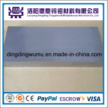 Hohe Reinheit 99.95 % Molybdän Platte/Blatt/Folie für Refection Schild aus China Hersteller