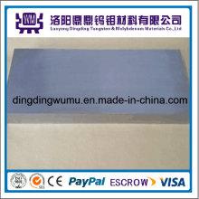 Alta pureza 99.95% molibdeno placa/hoja/hoja de reflejo protector de fabricantes de China