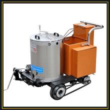Двойной цилиндр двигателя чайником линия машина дороги маркировки