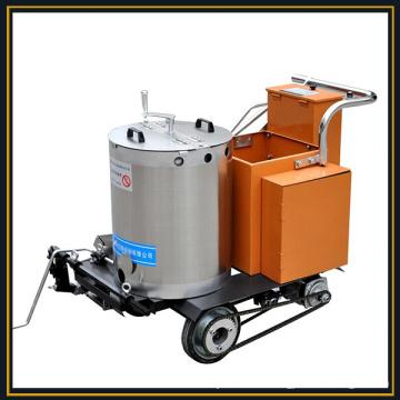 Machine de marquage de ligne de route de la chaudière de moteur de Double-Cylindre