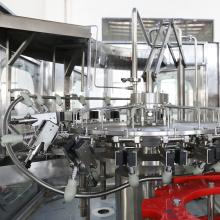 Automatische Füllmaschine Spülen-Füllen-Verschließen Monoblock