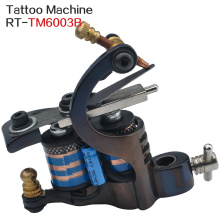 Professional 10 wraps handmade tattoo machine