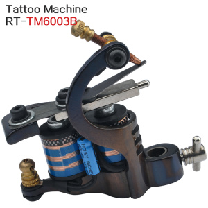 Machine professionnelle de tatouage de 10 wraps