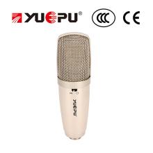 Grabación de micrófono para un rendimiento profesional
