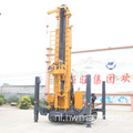 Crawler Rotary Water Well Drilling Rig 500M Diepte