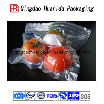 Saco De Plástico Laminado De Legumes Frescos