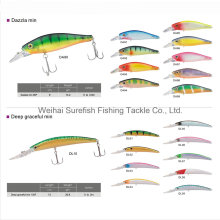 High Grade Hard Fishing Lure Minnow Lure